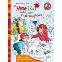 Hexe Lilli und der kleine Eisbär Knöpfchen / Hexe Lilli Erstleser Bd.20