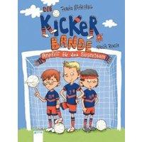 Anpfiff auf das Siegerteam / Die Kickerbande Bd.1