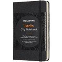 Moleskine City Notizbuch, Pocket/A6, Berlin, Hard Cover, Schwarz