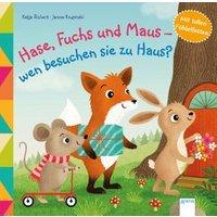Hase, Fuchs und Maus - wen besuchen sie zu Haus?