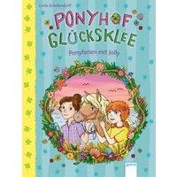 Ponyferien mit Jolly / Ponyhof Glücksklee Bd.4