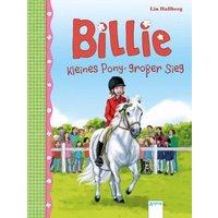 Kleines Pony, großer Sieg / Billie Bd.6