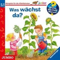 Was wächst da? / Wieso? Weshalb? Warum? Junior Bd.22 (1 Audio-CD)