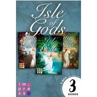 Gods: Alle Bände der Romantasy-Reihe in einer E-Box! (eBook, ePUB)