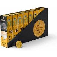 Tchibo Cafissimo Caffè Crema mild Kapseln, 80 Stück (8 x 10 Kapseln)