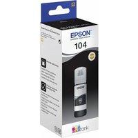Epson EcoTank schwarz T 104 65 ml T 00P1