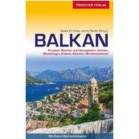 Reiseführer Balkan (eBook, ePUB)