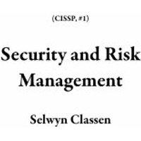 Security and Risk Management (CISSP, #1) (eBook, ePUB)
