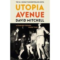 Utopia Avenue (eBook, ePUB)