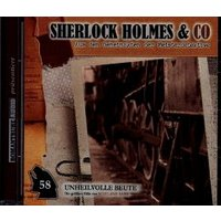 Sherlock Holmes & Co - Unheilvolle Beute, 1 Audio-CD