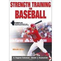Strength Training for Baseball