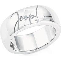 Joop Silberring 2027669, 2027670, 2027672, 2027673, mit Zirkonia - Angebote