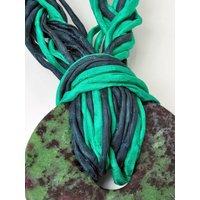 Adelia´s Kette ohne Anhänger Rubin Zoisit Halskette 60 cm - Angebote