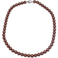 Firetti Perlenkette Perlen, Made in Germany - mit Muschelkernperle