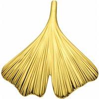 Adelia´s Kettenanhänger 375 Gold Anhänger Ginkoblatt - Angebote