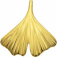 Adelia´s Kettenanhänger 375 Gold Anhänger Ginkoblatt, Goldschmuck für Damen - Angebote