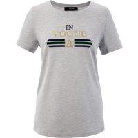 Aniston CASUAL T-Shirt, mit Glitzerdruck
