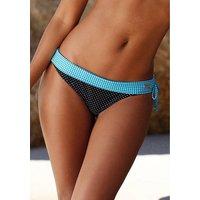 BUFFALO Bikini-Hose türkis-schwarz Gr.34