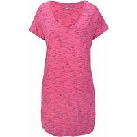 Damen Bench. Nachthemd pink-meliert Gr.40/42