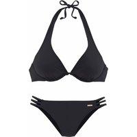 SUNSEEKER Bügel-Bikini Damen schwarz Gr.44