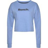 BENCH. Sweater Damen blau Gr.32/34
