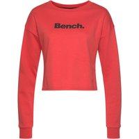 BENCH. Sweater Damen rot Gr.36/38