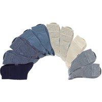 H.I.S Freizeitsocken Damen jeans Gr.39-42