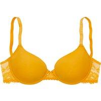 LASCANA Schalen-BH Damen papaya-gelb Gr.80