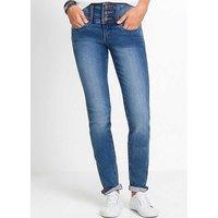 Bums & Tums Slim Jeans