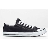Canvas Baseball Shoes