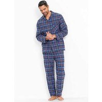 Checked Flannel PJs