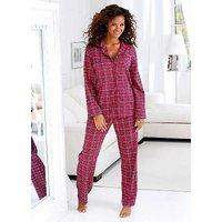 Checked Flannel Pyjamas