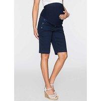 Jersey Maternity Shorts