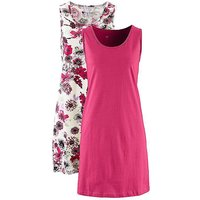 Pack of 2 Essential Jersey Dresses