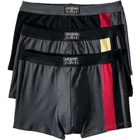 Pack of 3 Fitted Boxers