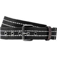 Stitched Canvas Belt