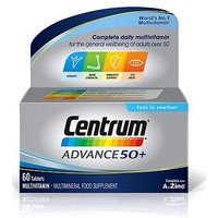 Centrum Advance 50     60 Tablets
