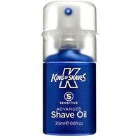 King of Shaves Kinexium Shaving Oil 20ml