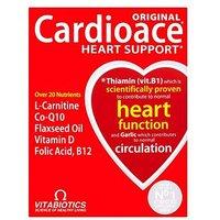Image of Vitabiotics Cardioace 30 Tablets
