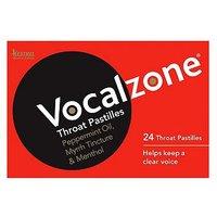 Image of Vocalzone Throat Pastilles - 24 pastilles