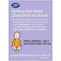 Boots Teething Pain Relief - 24 Sachets