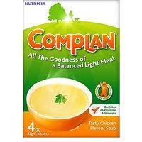 Complan  Nutritional Drink Powder Chicken   4 x 55 g