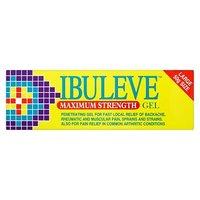 Ibuleve Maximum Strength Gel - 50g