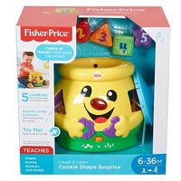 Fisher Price Cookie Shape Surprise