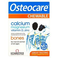 Osteocare Chewable Tablets with sweetener   30