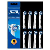 Oral-B Precision Clean Electric Toothbrush Heads 8 Pack
