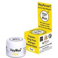 HayMax Pure Organic Drug Free Allergen Barrier Balm 5ml