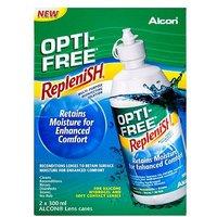Opti-Free RepleniSH Multi-Purpose Disinfecting Solution - 2 x 300ml