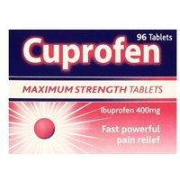 Cuprofen Maximum Strength Tablets -  96 Tablets