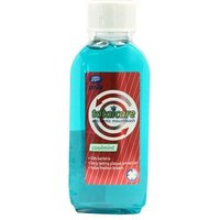 Boots Smile Totalcare Antiseptic Mouthwash Coolmint 75ml